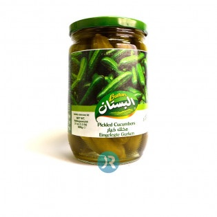 Pickled Cucumber Bustan 600g