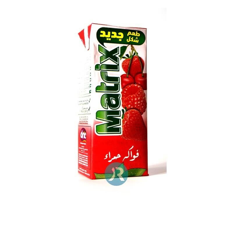 Fruits Juice Matrix 200ml