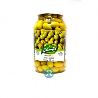 Green Olive Bustan 1250g