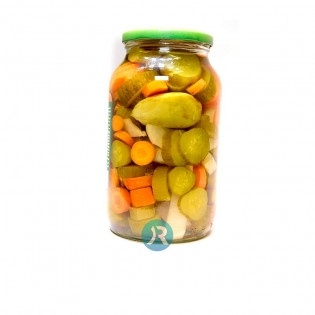 Pickled Vegetables Bustan...