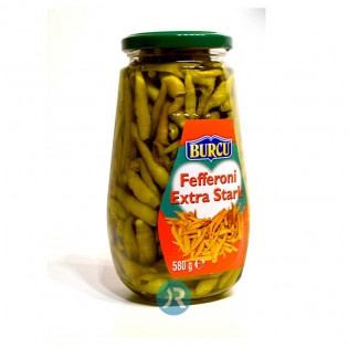 Hot Pepper Pickled Burcu 580g