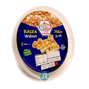 Halava with Walnuts &...