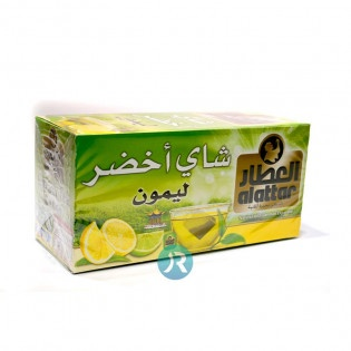 Green Tea with Lemon Alattar 20p