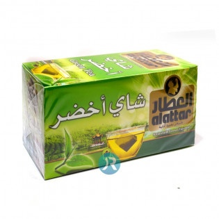 Green Tea Alattar 20p