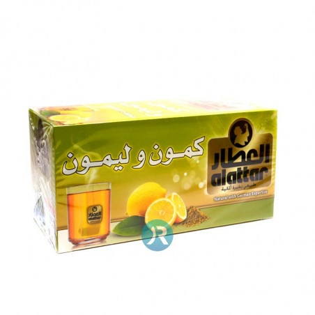 Cumin & Lemon Tea Attar 20p