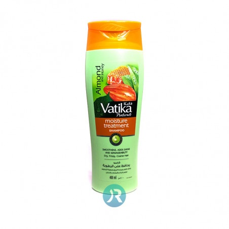Shampoo Vatika Almond & Honey 400ml