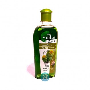 Hair Oil with Cactus Vatika 200ml
