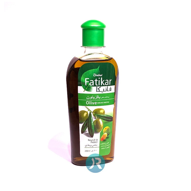 Hair Oil with Olive Vatika 200ml