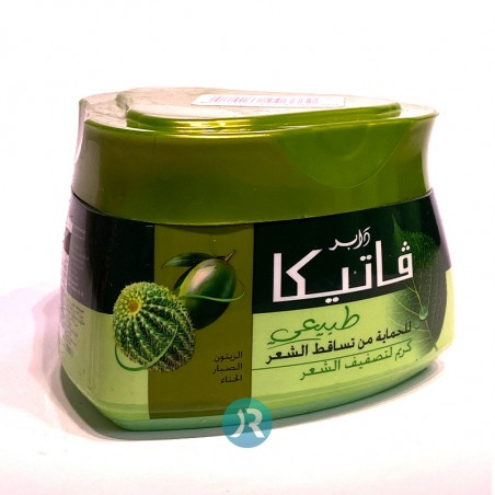Styling Hair Cream Olive, Cactus, Henna Vatika 210ml