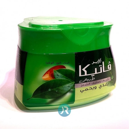 Styling Hair Cream Henna, Almond, AloeVera Vatika 210ml