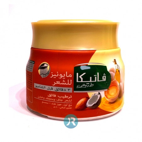Hair Mayonnaise Vatika Almond, Coconut, Sesame 500ml