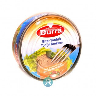 Tuna Pieces in Sunflower Oil Durra 160g