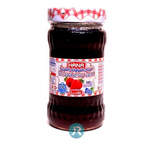 Strawberry Jam Hana 380g