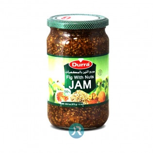 Fig Jam with Nuts Durra 875g