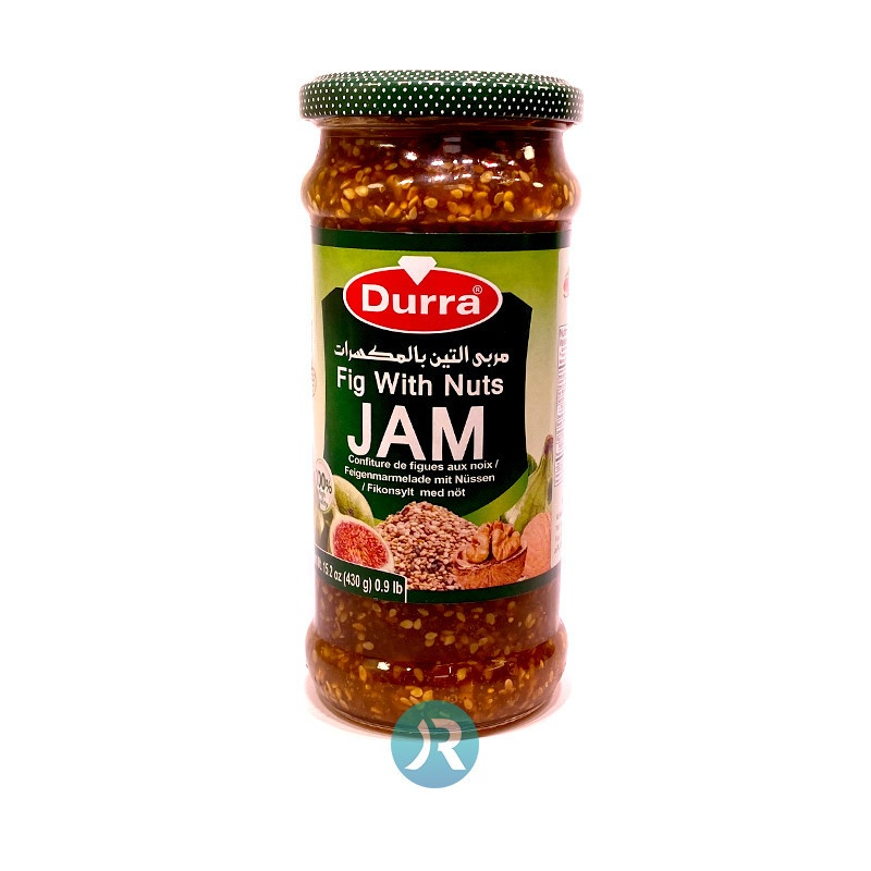 Fig Jam with Nuts Durra 430g