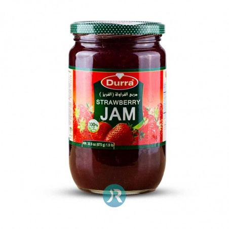 Strawberry Jam Durra 875g