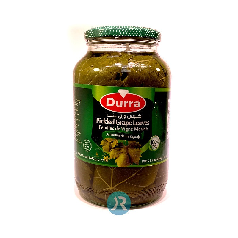 Grape Leaves Pickled Durra 1260g