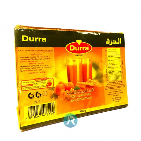 Apricot Dried Durra 400g