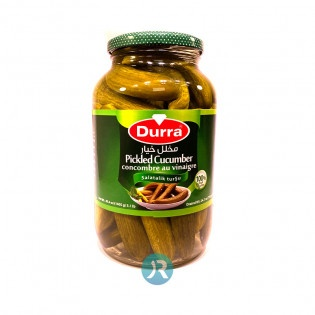 Pickled Cucumber Durra 1400g