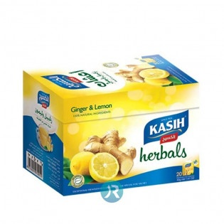 Ginger Lemon Tea Kasih 20p