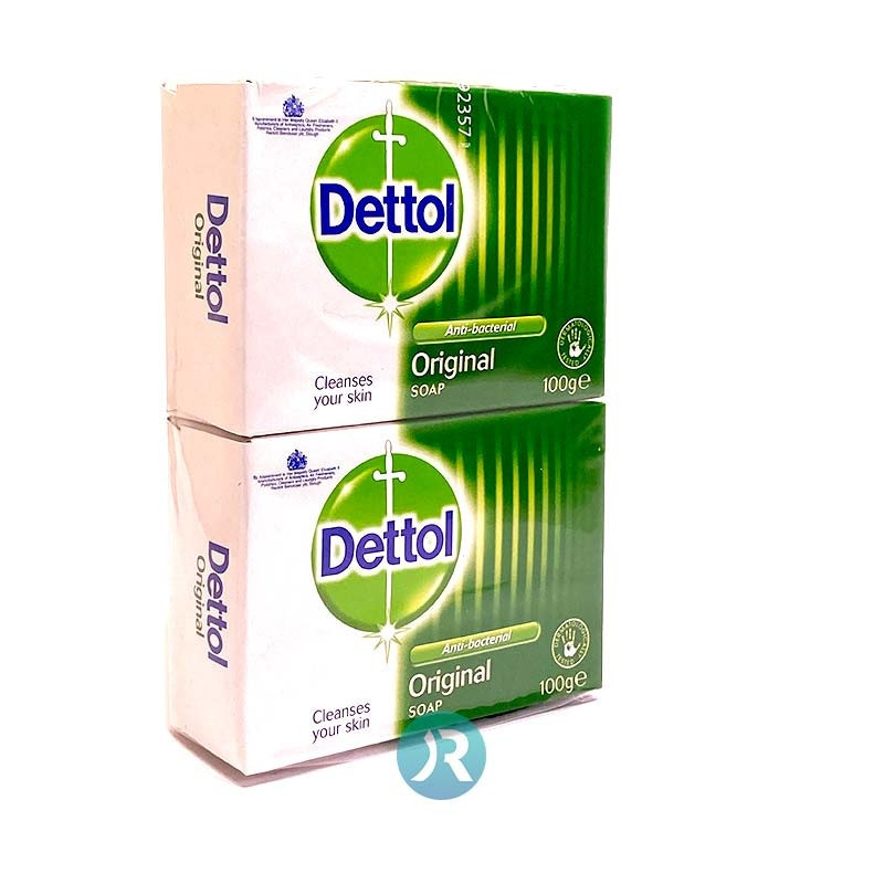 Bar Soap Antiseptic Dettol 2 pcs