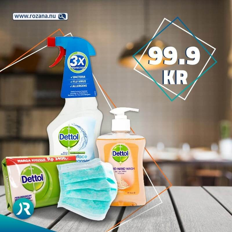 Dettol Package