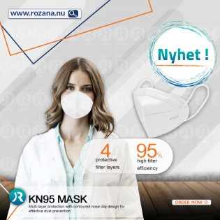 Face Protection Mask KN95
