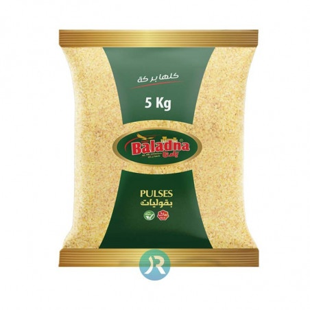 Bulgur Rough Baladna 5kg