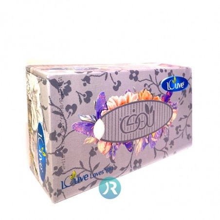 Tissues Louve 110pcs