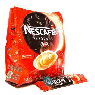 Nescafe 3in1 Nestle 35p