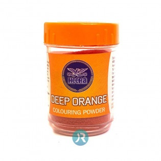 Food Coloring Orange 25g