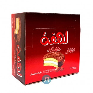 Cake Chocolate Lahfa 24pcs