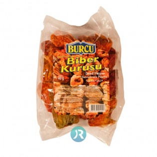 Dried Pepper Burcu 40g