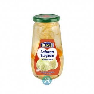 Cabbage Pickled Burcu 550g
