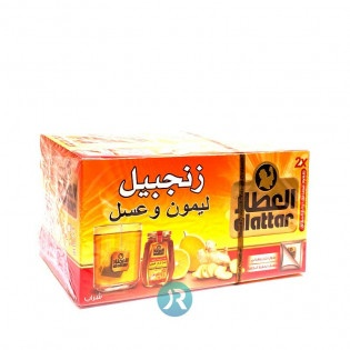 Ginger & Lemon & Honey Attar 20p