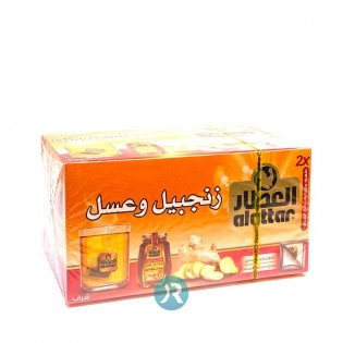 Ginger & Honey Attar 20p