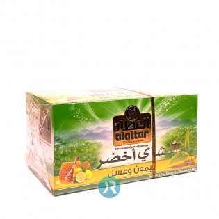 Green Tea with Lemon & Honey Attar 20p