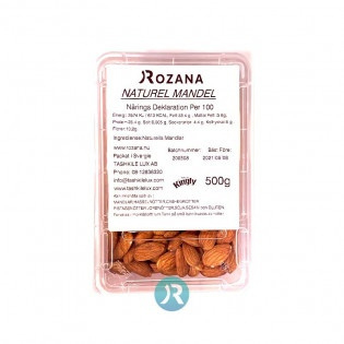 Natural Almond 500g