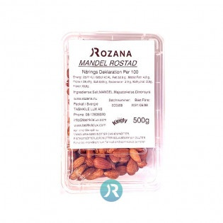 Roasted Almond 500g