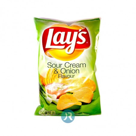 Chips Sour Cream & Onion Lays 175g