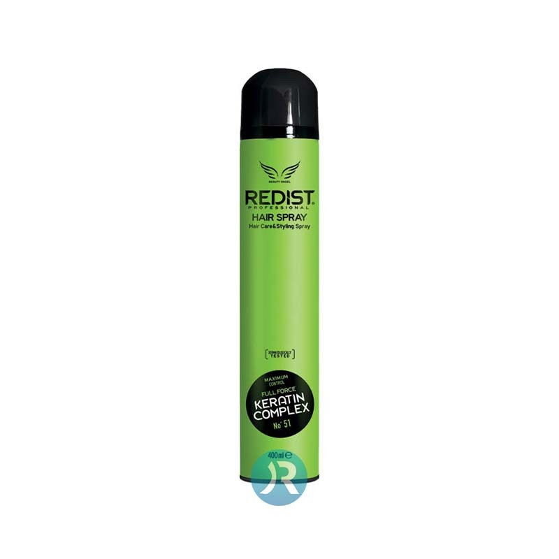 Hair Styling Spray Keratin Redist 400ml