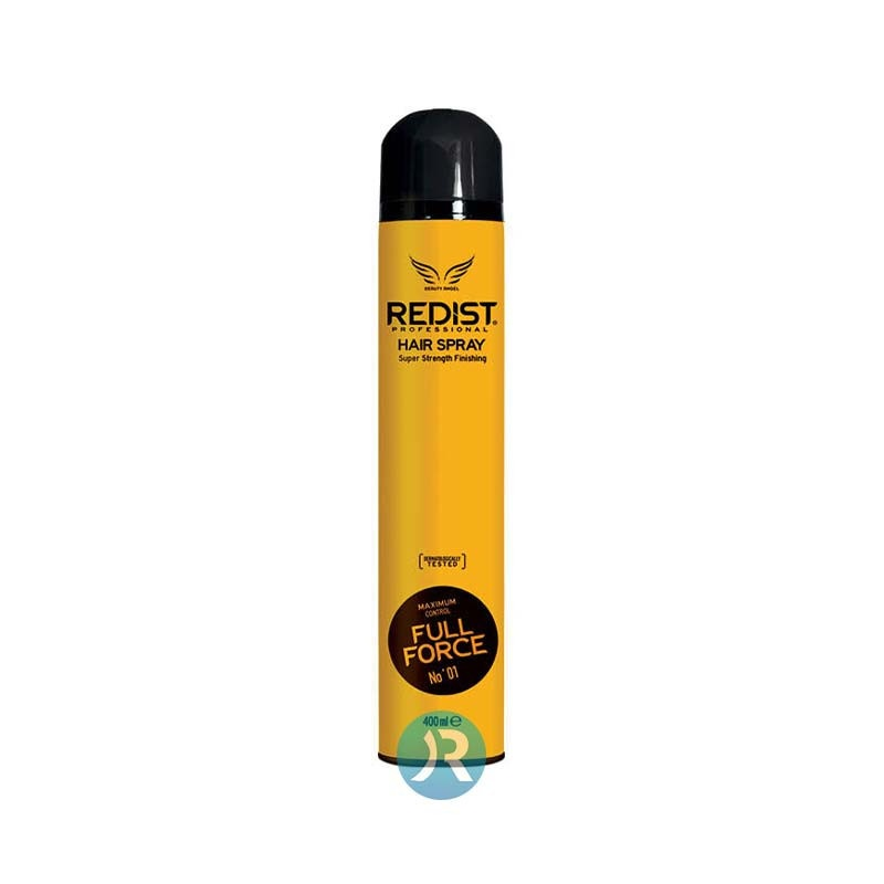 Hair Styling Spray Full Force Redist 400ml