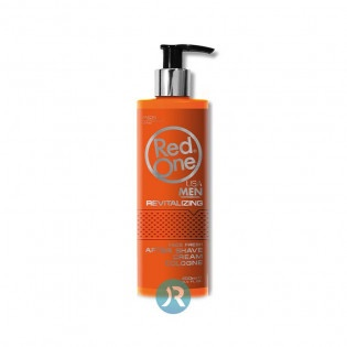 After Shave Cream Revitalizing Red One 400ml