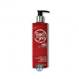 After Shave Cream Extreme Red One 400ml