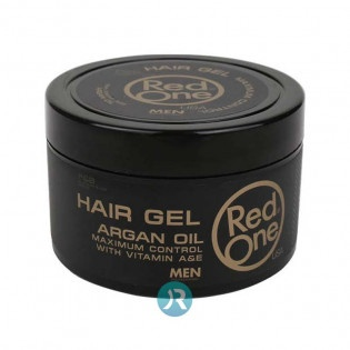 Hair Gel Argan Oil Red One 450ml
