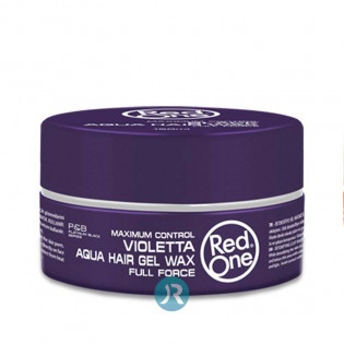 Violetta Hair Gel Wax Red One 150ml