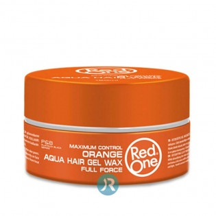 Orange Gel Wax Red One 150ml