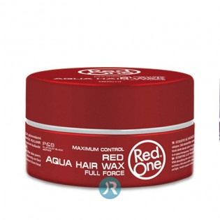 Red Hair Wax Red One 150ml