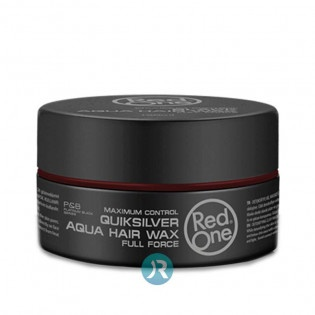 Silver Hair Wax Red One 150ml