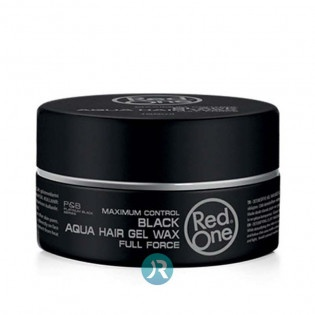 Black Gel Wax Red One 150ml
